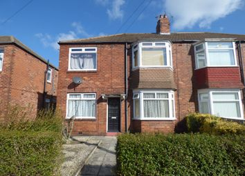 Thumbnail 2 bed flat for sale in Deneholm, Wallsend