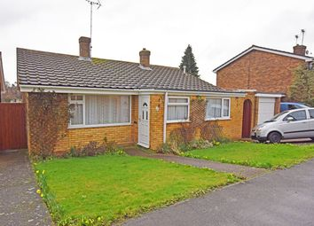 Thumbnail 3 bedroom detached bungalow for sale in Hutsford Close, Gillingham