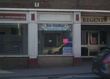 Thumbnail Commercial property to let in Regent Street, Lydney