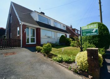 2 bed semi-detached house for sale in Cornwall Road, Rishton, Blackburn BB1