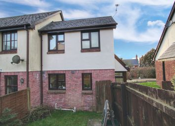 Thumbnail 1 bed end terrace house for sale in The Smithy, Devauden, Chepstow