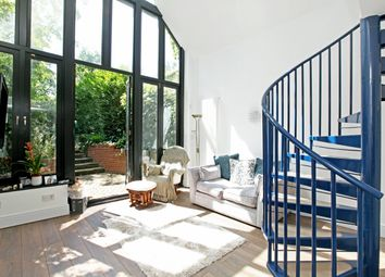 Thumbnail 2 bed terraced house to rent in Cambridge Lodge, Montpelier Road, London