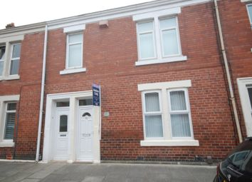 Thumbnail 1 bed flat to rent in Northbourne Road, Jarrow
