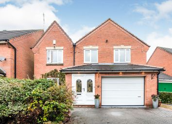 4 bed detached house for sale in Nuthatch Crescent, Worksop S81