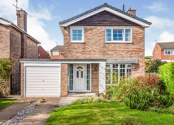 Thumbnail 3 bed detached house for sale in Willow Drive, Bridlington, East Yorkshire