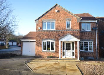Thumbnail 4 bed detached house for sale in The Links, Crigglestone, Wakefield, West Yorkshire
