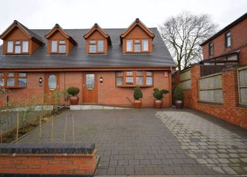 Thumbnail 3 bed semi-detached bungalow for sale in Birches Head Road, Birches Head, Stoke-On-Trent