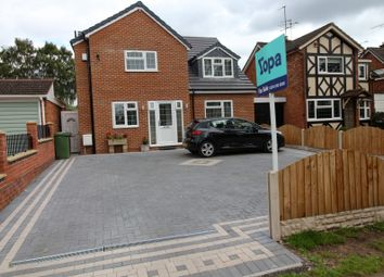 Thumbnail 4 bed detached house for sale in Finchfield Hill, Compton, Wolverhampton