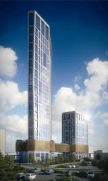 Thumbnail 3 bed flat for sale in Capital Towers, Stratford