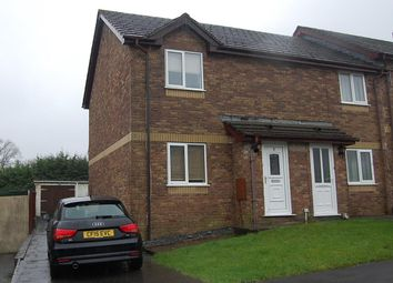 Thumbnail 2 bed semi-detached house to rent in Llys Y Deri, Hopkinstown, Ammanford
