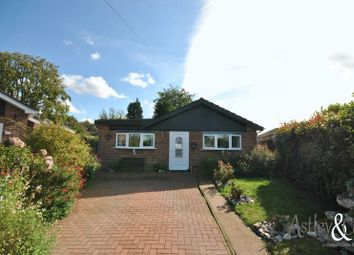 Thumbnail 3 bed detached bungalow for sale in Lancaster Close, Old Catton, Norwich