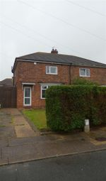 Thumbnail 2 bed semi-detached house to rent in Rudham Avenue, Grimsby