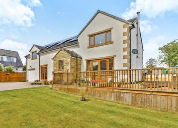 Thumbnail 4 bedroom detached house for sale in School Lane, Illingworth, Halifax, West Yorkshire