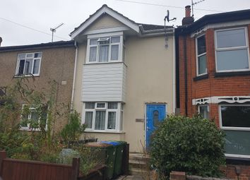 Thumbnail 2 bed terraced house for sale in Wilton Road, Shirley, Southampton