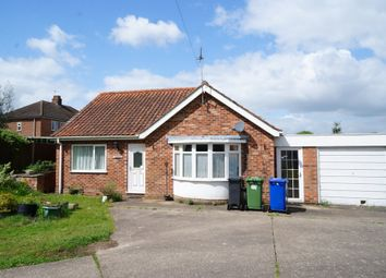 Thumbnail 2 bed detached bungalow for sale in Rasen Road, Tealby, Market Rasen