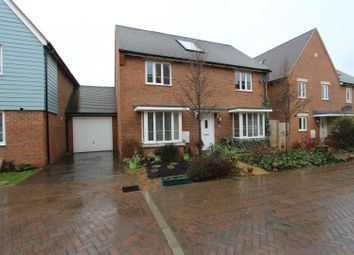 Thumbnail 4 bed link-detached house for sale in Redwing Avenue, Iwade, Sittingbourne