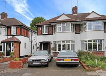 Thumbnail 3 bedroom semi-detached house for sale in Garth Road, Kingston Upon Thames