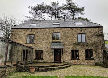 Thumbnail 4 bedroom barn conversion to rent in Fore Hill, Dunstone, Yealmpton