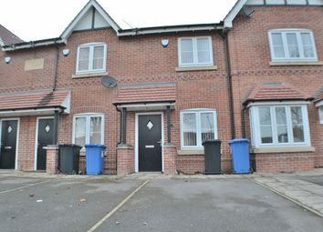 Thumbnail 2 bed terraced house to rent in Winchester Crescent, Chaddesden, Derby