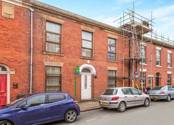 Thumbnail 4 bed terraced house for sale in Wellington Street, St. Johns, Blackburn