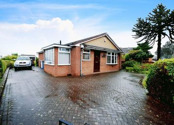 Thumbnail 3 bed detached bungalow for sale in High Lane, Burslem, Stoke-On-Trent