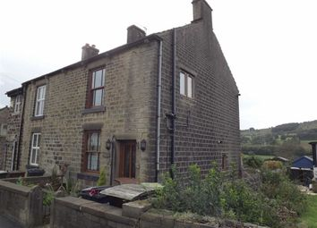 Thumbnail 2 bed semi-detached house to rent in Lower Lane, Chinley, High Peak