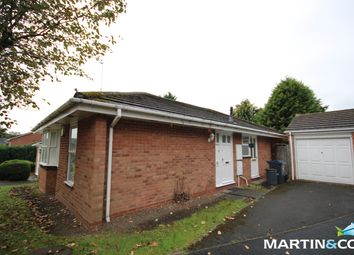 Thumbnail 3 bed detached bungalow to rent in Humphrey Middlemore Drive, Harborne