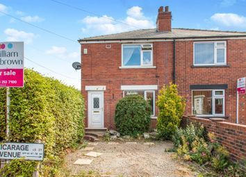 2 bed semi-detached house for sale in Vicarage Avenue, Gildersome, Leeds LS27