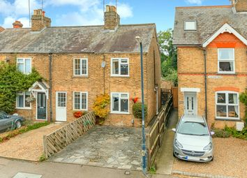 Thumbnail 2 bedroom end terrace house for sale in Duncombe Road, Hertford