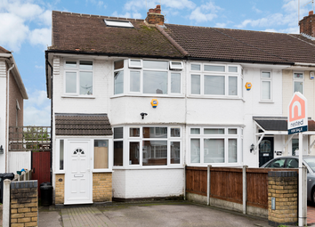 Thumbnail 4 bed end terrace house for sale in Wansford Road, Woodford, London