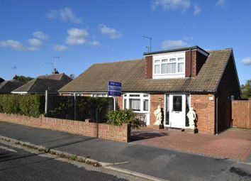 Thumbnail 3 bed semi-detached bungalow for sale in Chalky Bank Road, Rainham, Gillingham