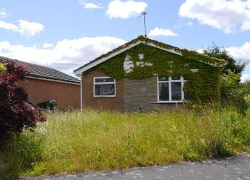 Thumbnail 2 bed detached bungalow for sale in Wynyard Drive, Bedlington