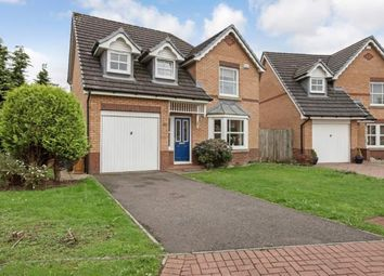 Thumbnail 4 bedroom detached house for sale in Nevis Court, Motherwell, North Lanarkshire