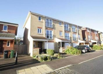 Thumbnail 4 bedroom terraced house for sale in Primrose Close, Luton