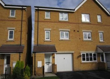 Thumbnail 4 bed town house to rent in Bellflower Close, Whitwood, Castleford