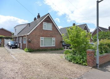 Thumbnail 3 bedroom detached bungalow for sale in Barrett Lennard Road, Horsford, Norwich