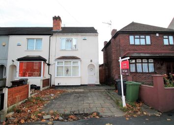 Thumbnail 3 bed terraced house for sale in All Saints Road, Wolverhampton