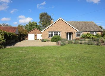 Thumbnail 5 bed detached bungalow for sale in Redricks Lane, Sawbridgeworth