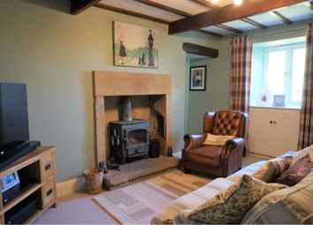 Thumbnail 4 bed cottage for sale in Sherwood Road, Tideswell, Buxton
