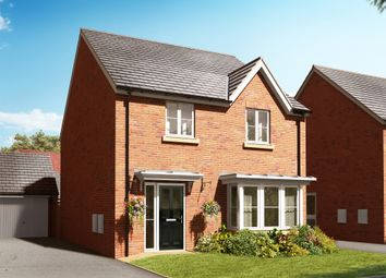 "Thumbnail 4 bed detached house for sale in ""The Berkeley"" at Barff Lane, Brayton, Selby"