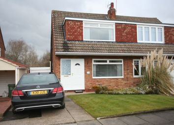 Thumbnail 3 bed semi-detached house for sale in Auckland Way, Hartburn, Stockton-On-Tees