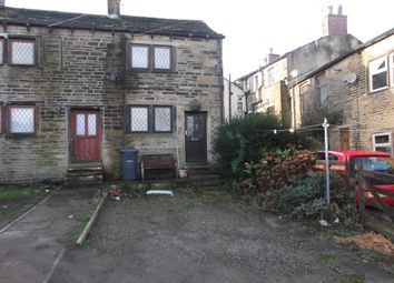 Thumbnail 1 bed cottage to rent in Back Fold, Bradford