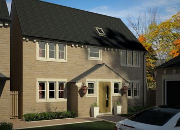 Thumbnail 5 bed detached house for sale in Haugewood Court, South Hiendley, Barnsley