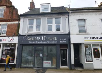Thumbnail 1 bed flat to rent in Station Road, Bognor Regis