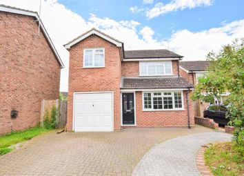 Thumbnail 4 bed detached house for sale in Chaucer Way, Colchester, Essex
