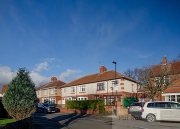Thumbnail 3 bed semi-detached house for sale in Manor Drive, Benton, Newcastle Upon Tyne