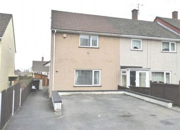 Thumbnail 2 bed end terrace house for sale in Bowring Close, Hartcliffe, Bristol