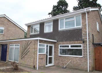 Thumbnail 4 bed detached house to rent in Oaklands, Fenstanton, Huntingdon