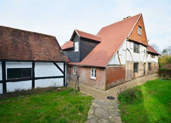 Thumbnail 5 bed property for sale in The Street, Wrecclesham, Farnham