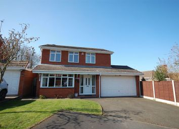 Thumbnail 4 bed detached house for sale in Cottage View, Codsall, Wolverhampton